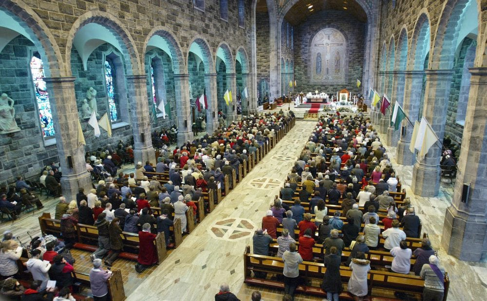 Christmas Eve mass at Galway Cathedral to broadcast live across Europe