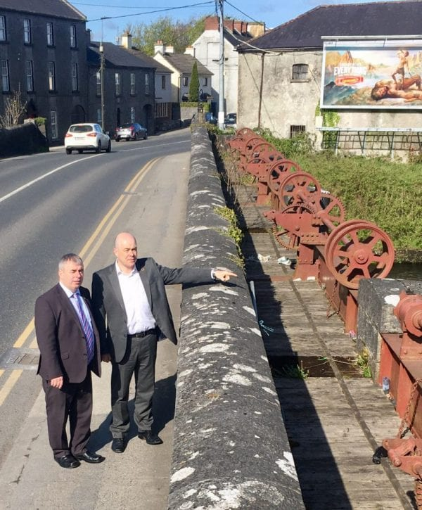Ballinasloe flood relief scheme moves forward