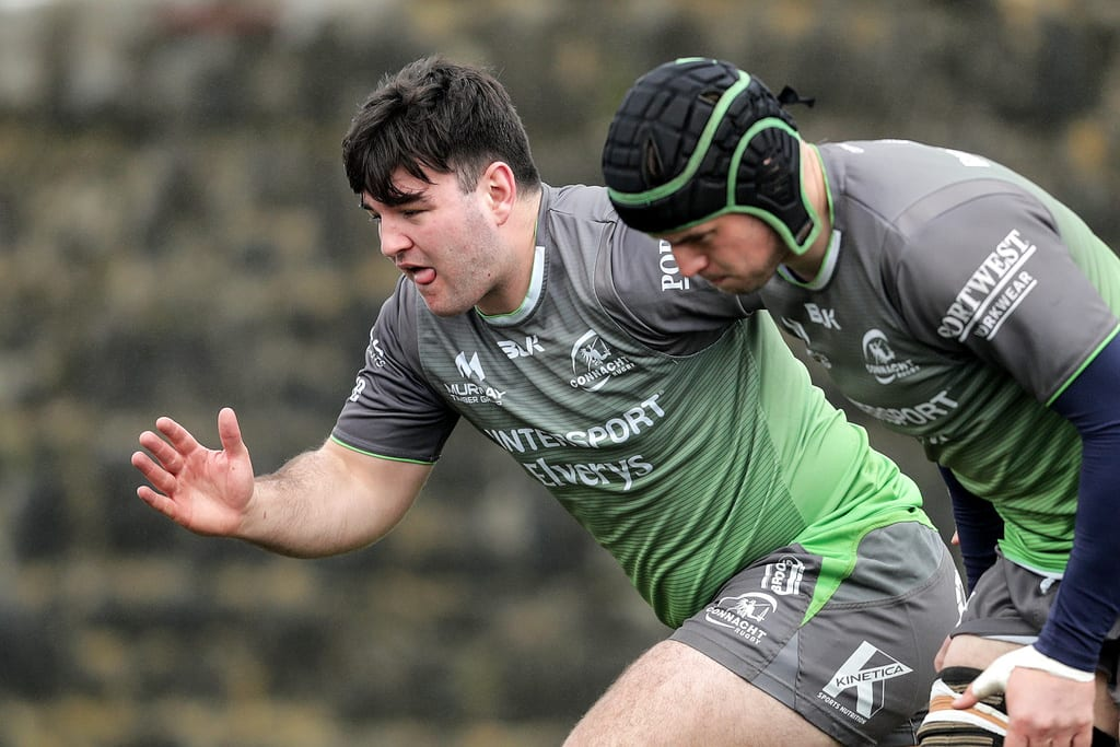 Connacht looking to keep up the momentum against Benetton this Friday