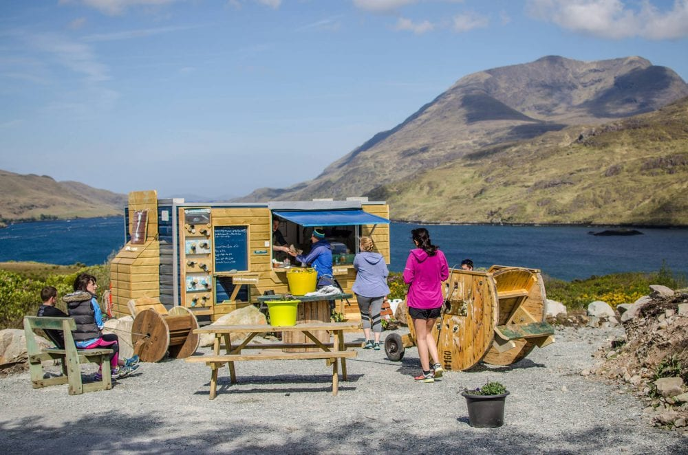 Lonely Planet guide lists Galway food truck as some of the world's best street food