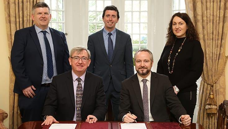 NUI Galway passes energy savings milestone ahead of schedule