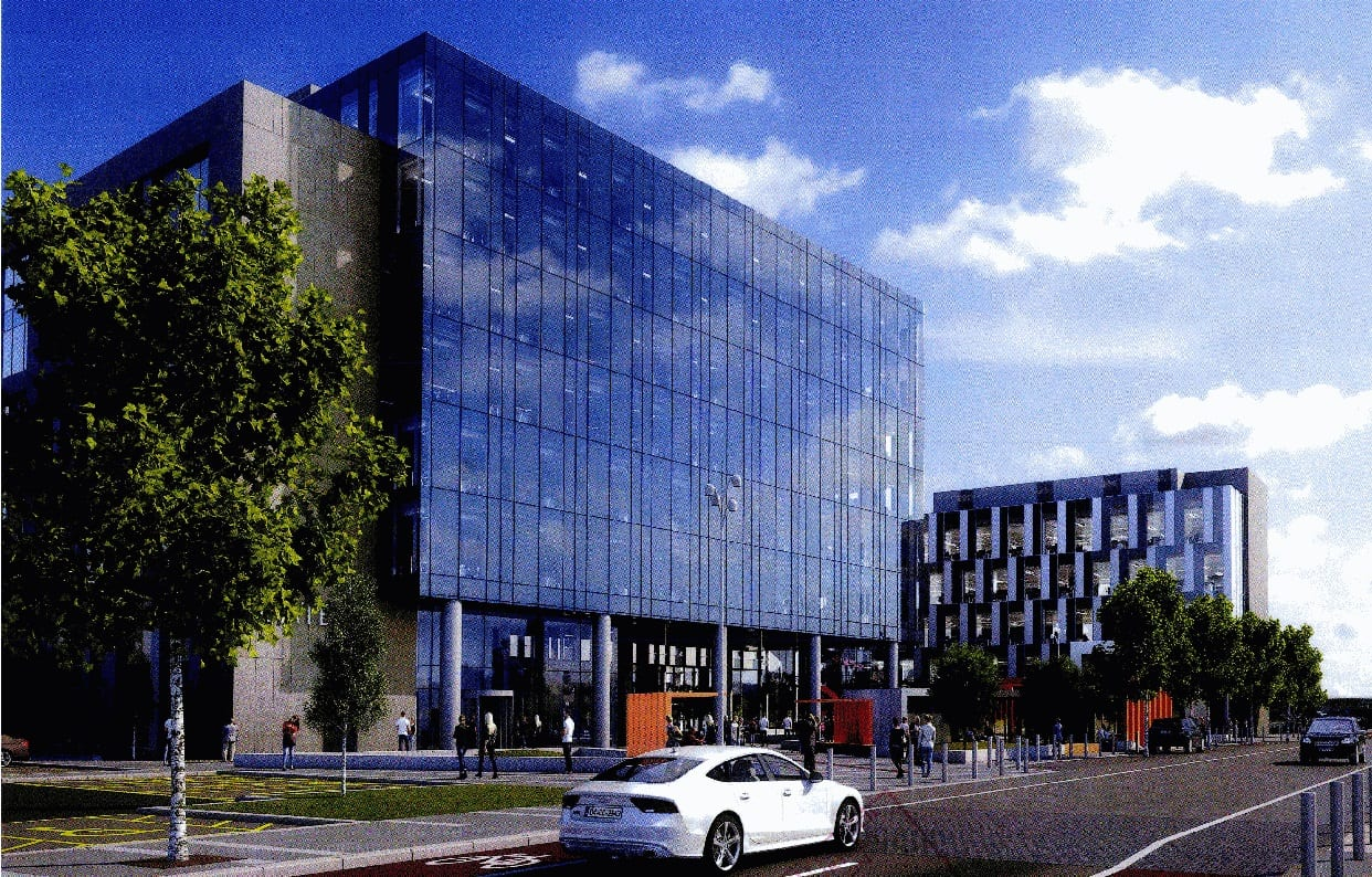 €50 million city office development gets the go ahead