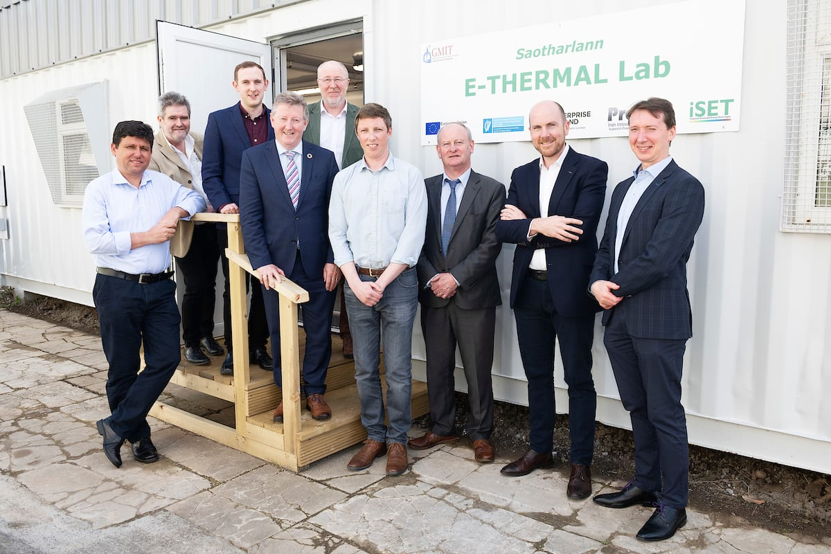 State of the art environmental testing facility opens at GMIT