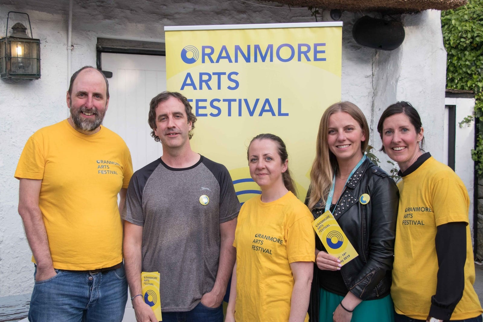 World class music and family fun at Oranmore Arts Festival