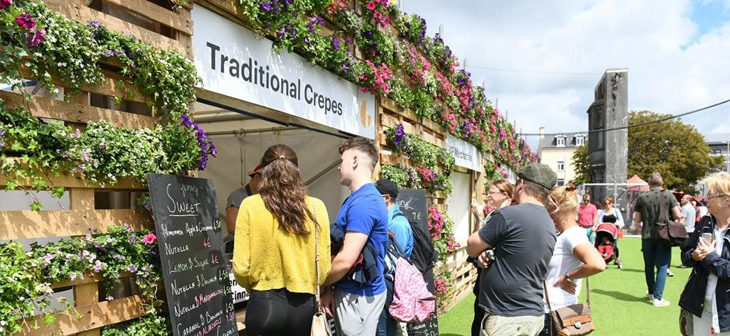 Traders sought to spice up Galway Arts Festival