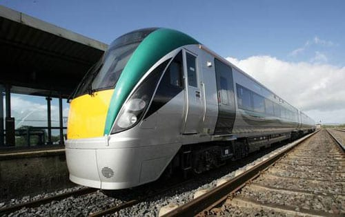 Unexpected arrival as woman gives birth on Galway to Dublin train