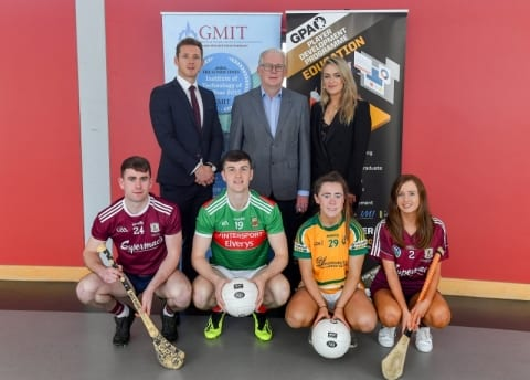 GMIT creates scholarship partnership with Gaelic players associations