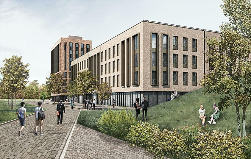 674 bedroom student accommodation development gets planning approval