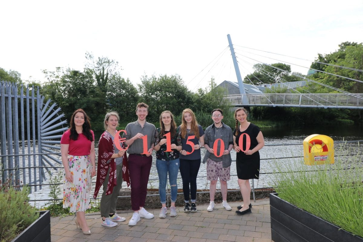 Students' Union raises €11,500 for COPE and Galway Rape Crisis Centre