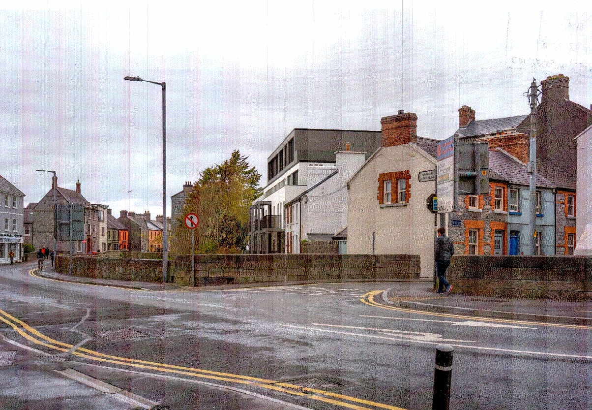 Plans to replace dilapidated Nuns Island buildings with apartments