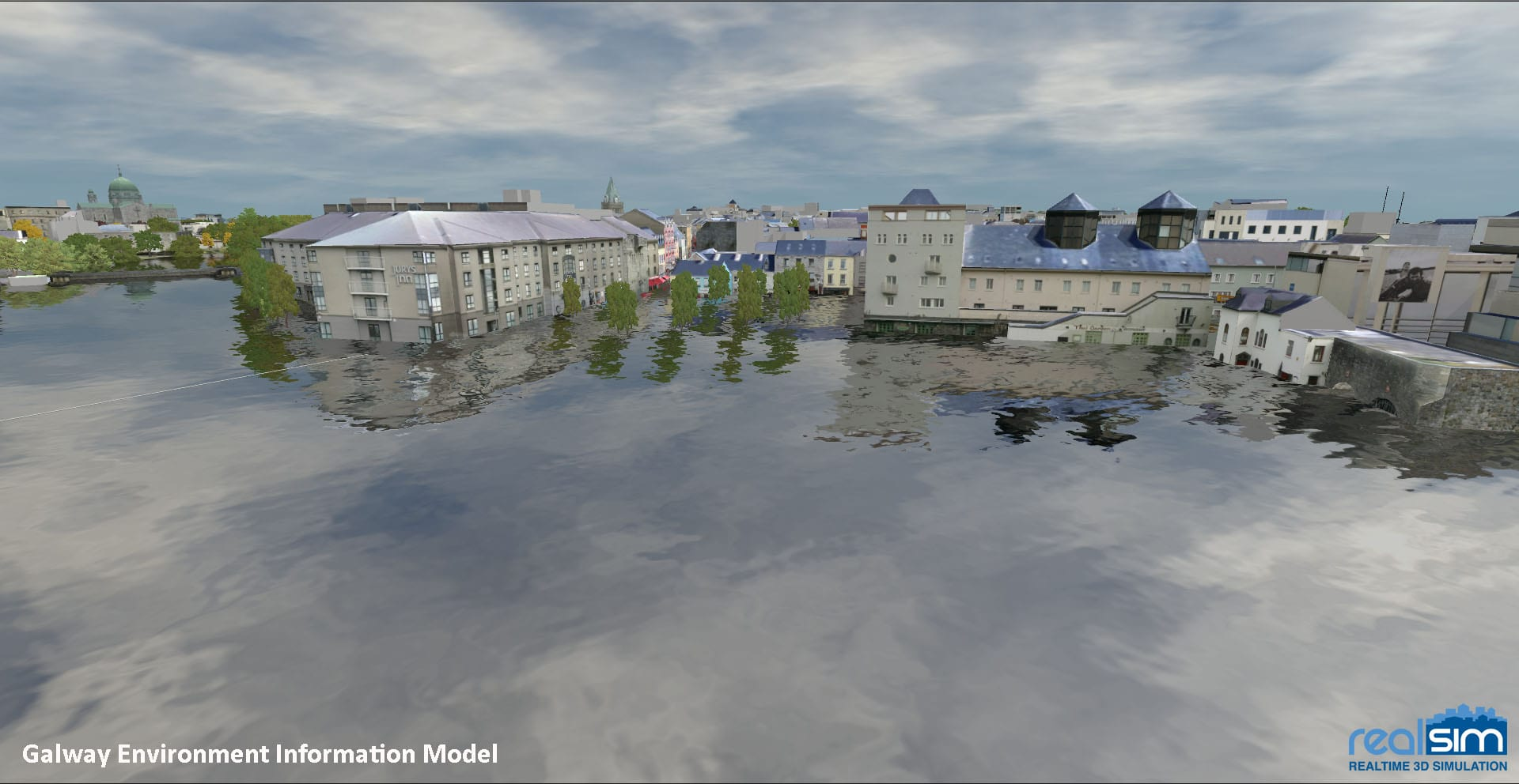 Could Galway City be underwater in just 15 years?