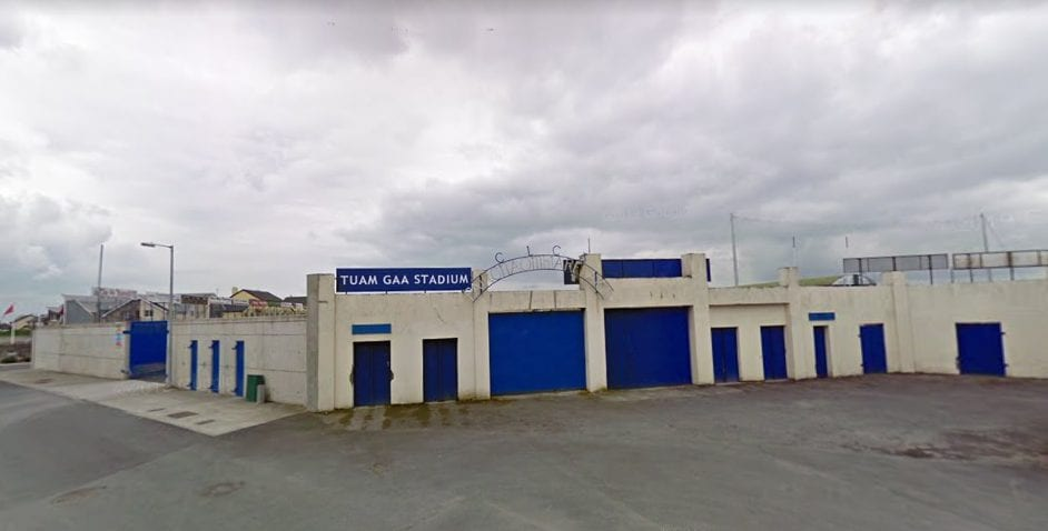 Plans submitted for redevelopment of Tuam Stadium