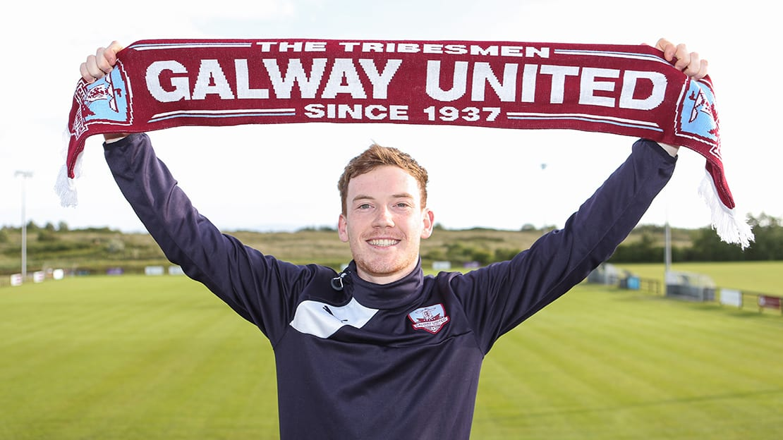 Limerick defender Jack Lynch signs with Galway United
