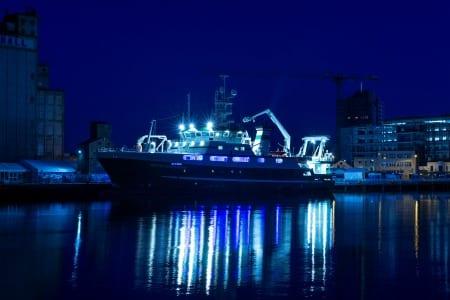 Historic landmarks lighting up blue for World Oceans Day