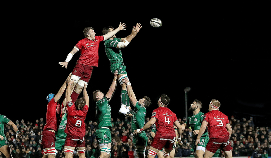 Connacht to host neighbours Munster in pre-season friendly