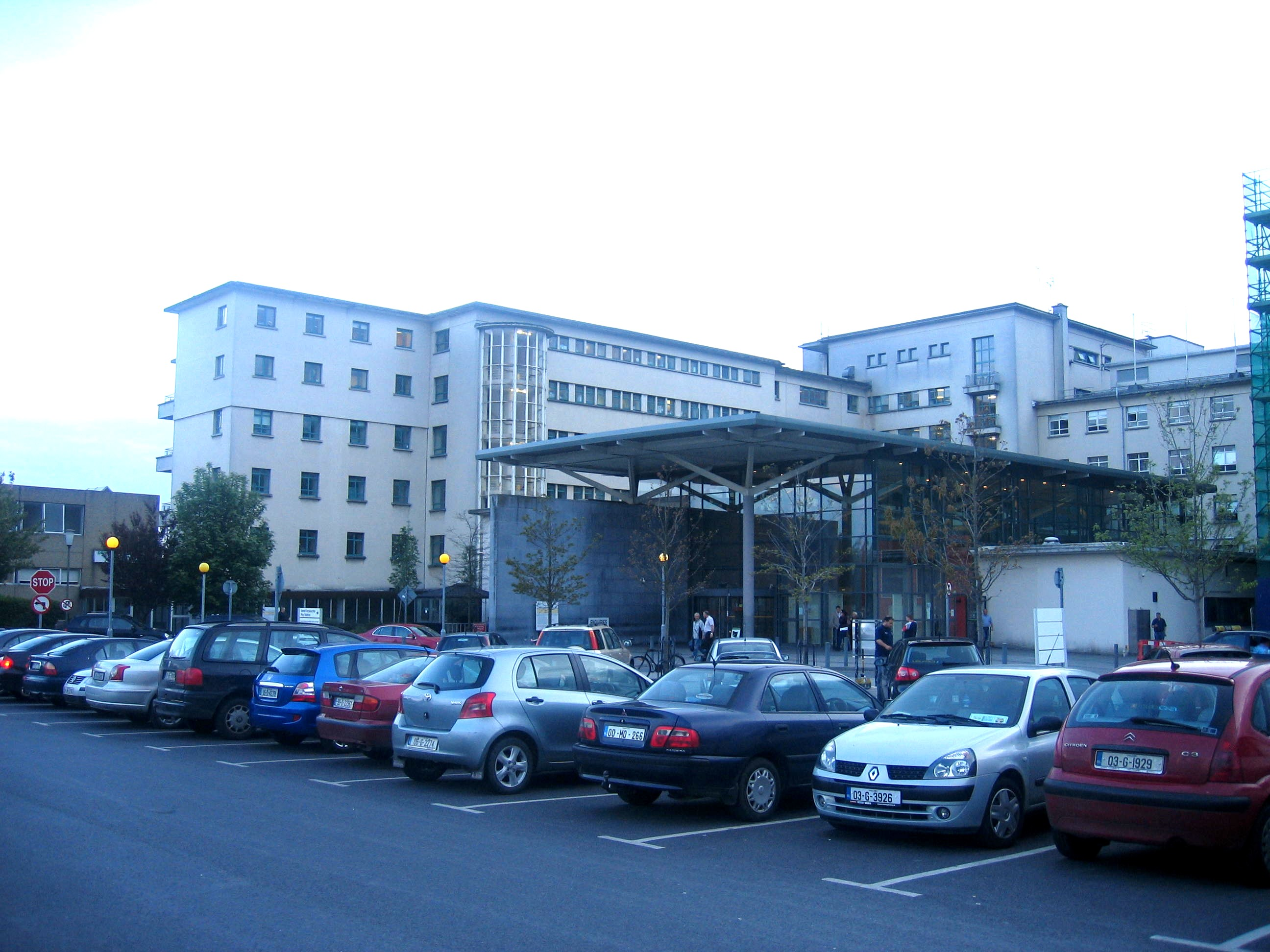 UHG is the second most overcrowded hospital in Ireland today