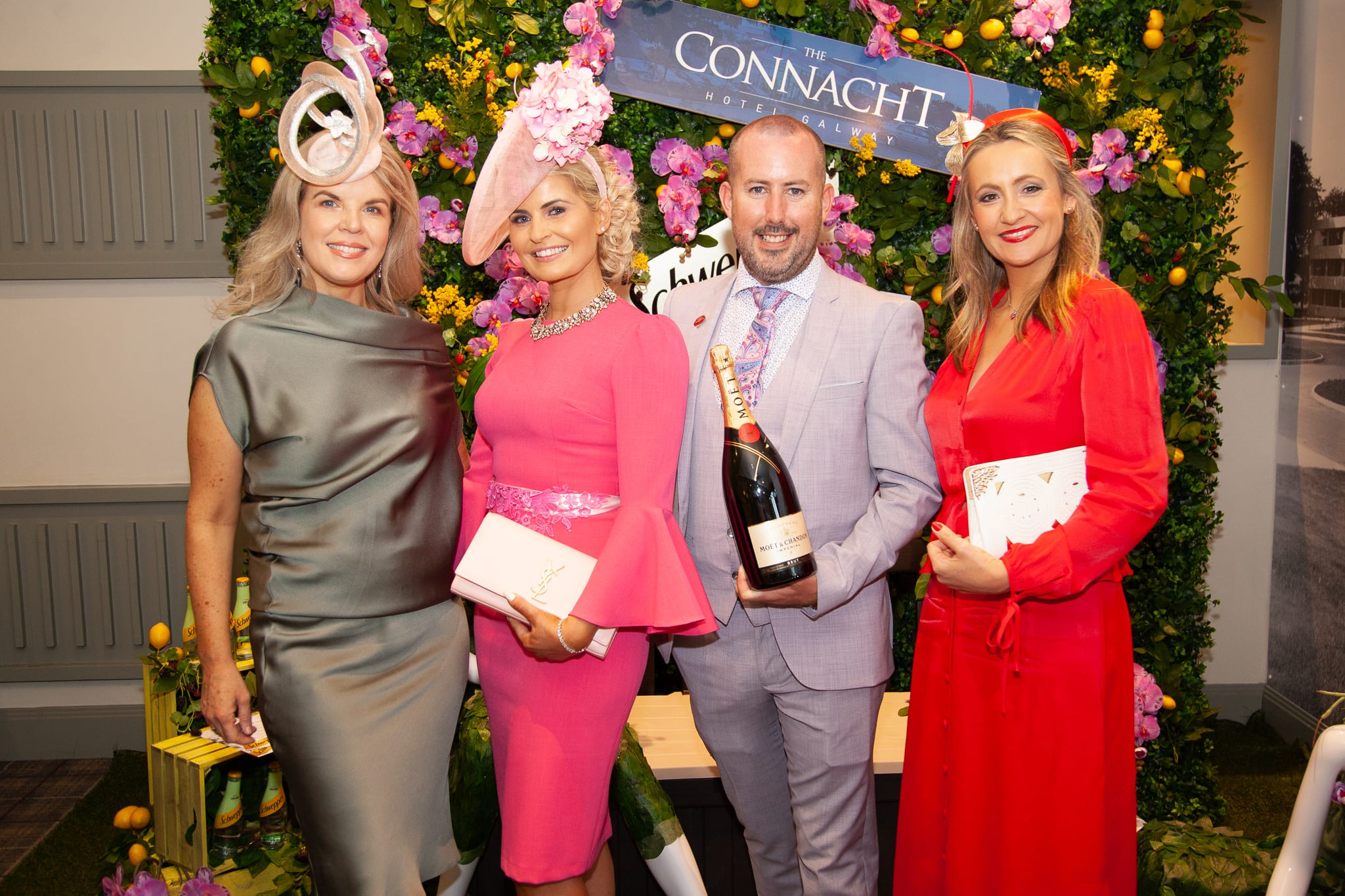 The best fashion, food, and good causes from race week with the Connacht Hospitality Group