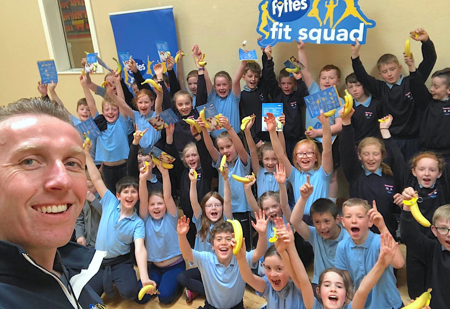 Fun, interactive fitness initiative welcomed by Galway teachers