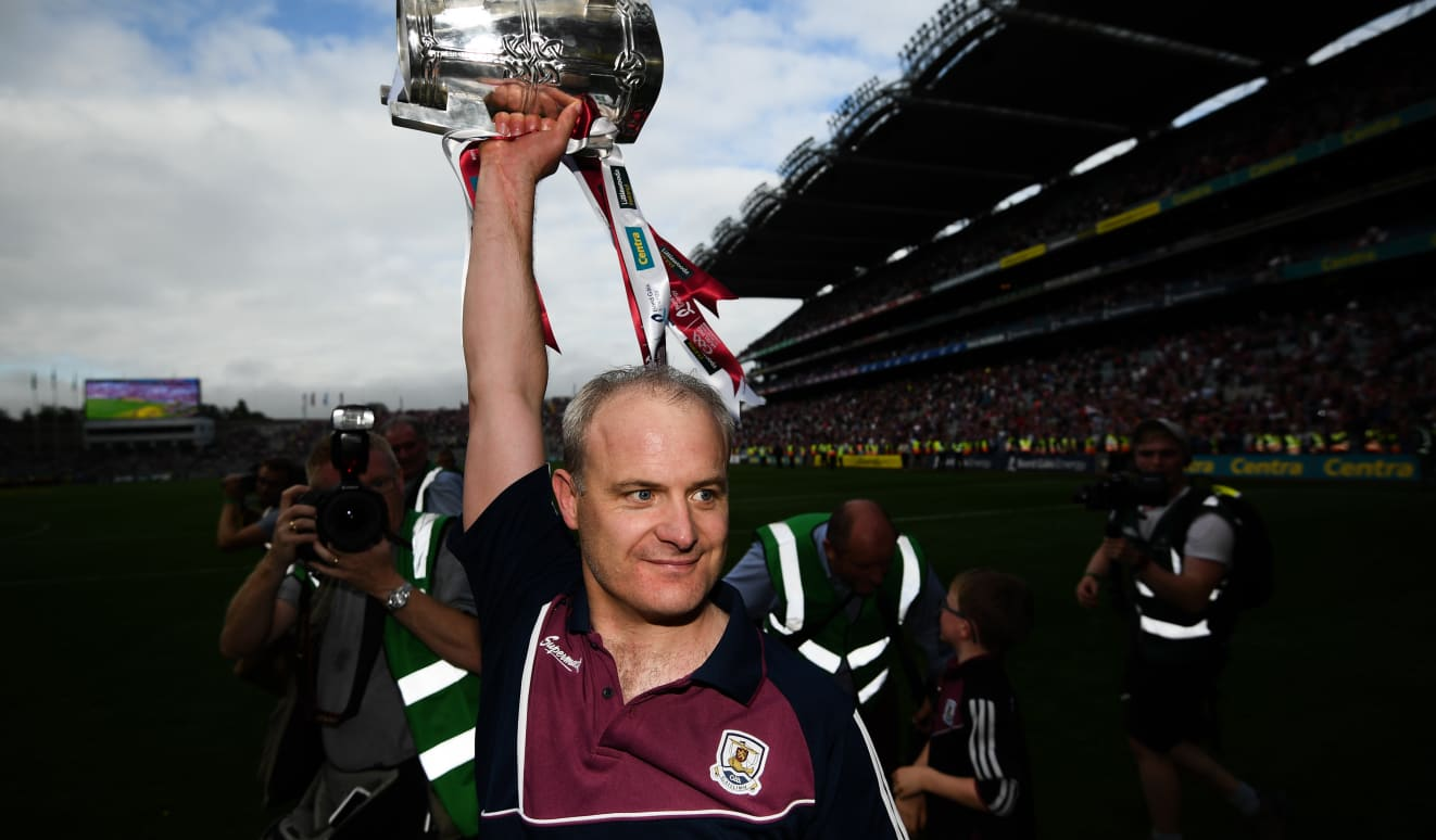 Galway GAA thanks Donoghue and team for incredible service