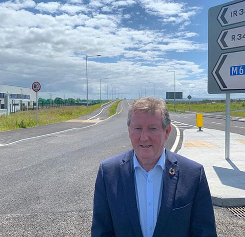 New Athenry link road opening next week