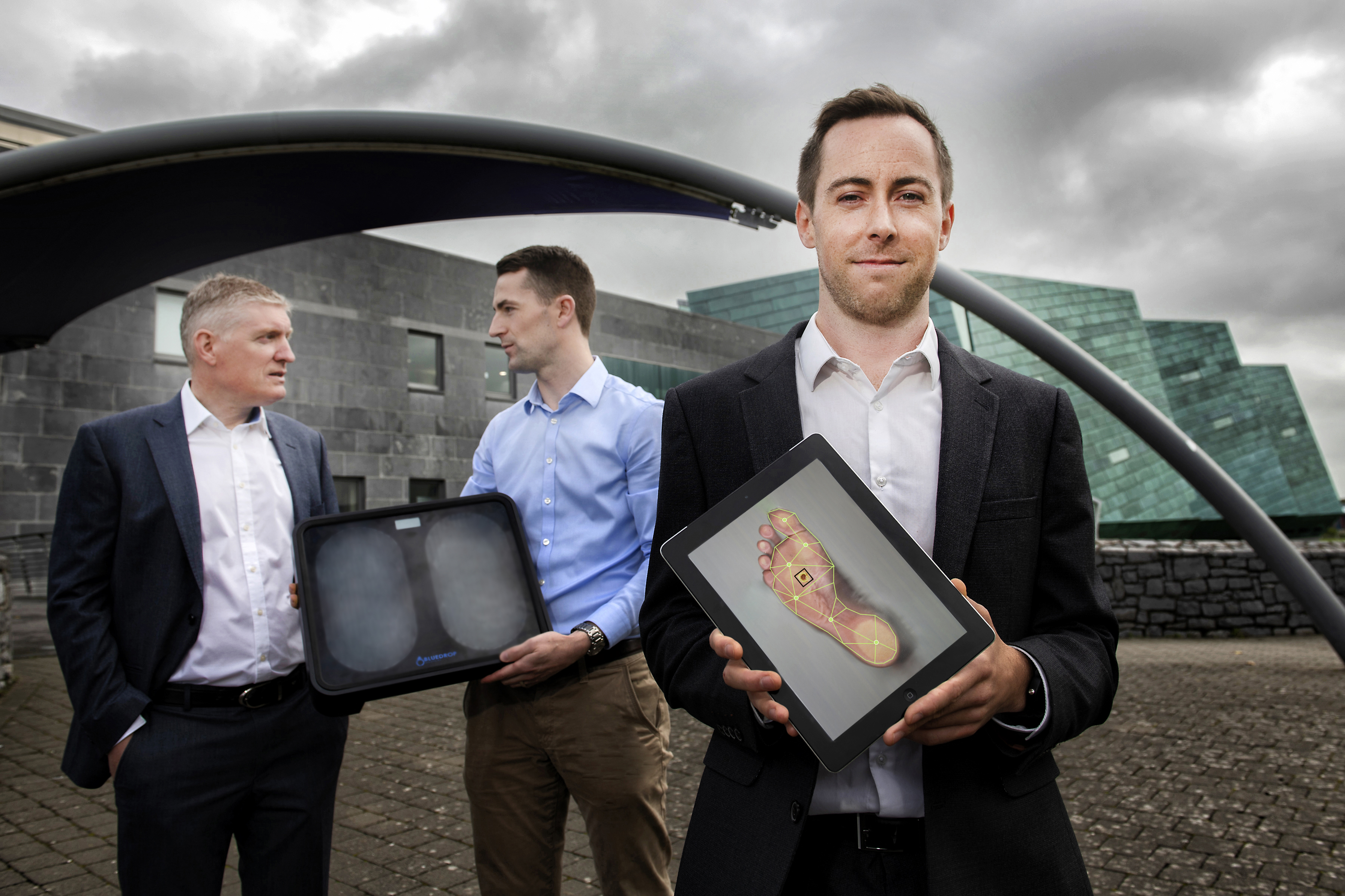 Galway medical start up secures €3.7 million backing for diabetic foot treatment