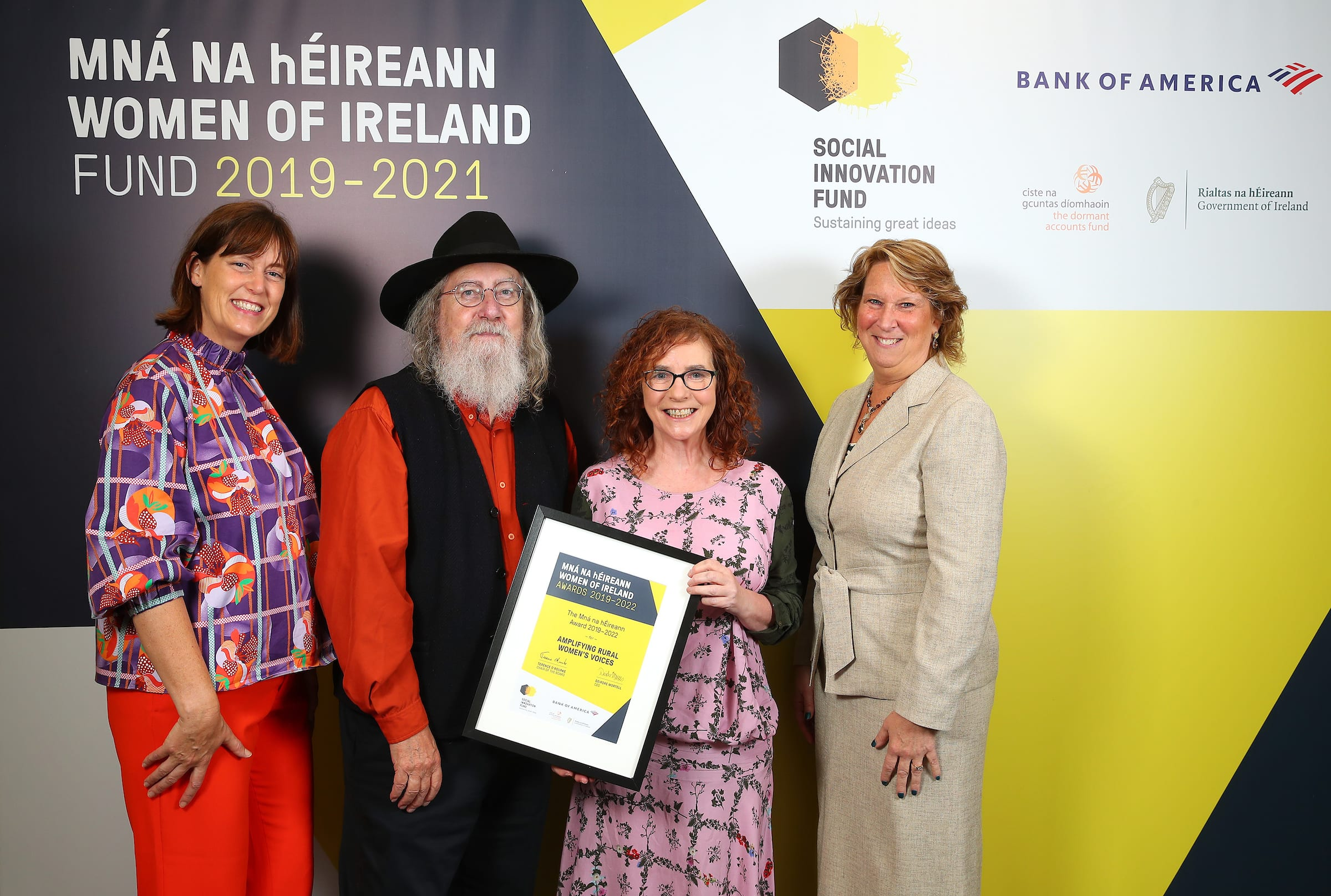 Galway-based Amplifying Rural Women's Voices to receive part of €1.8m Mná na hÉireann Fund