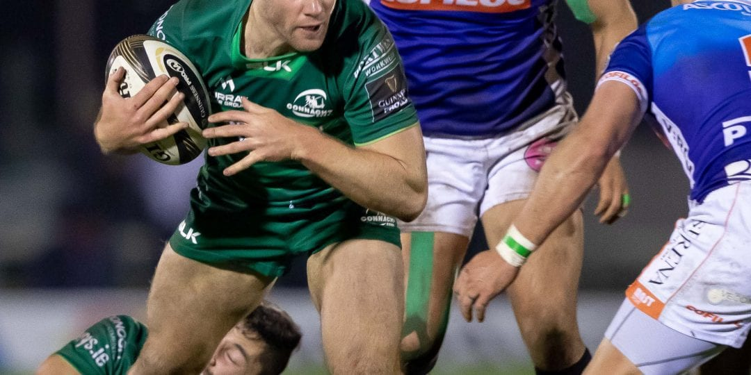 Connacht make three changes for opening home game against Benetton