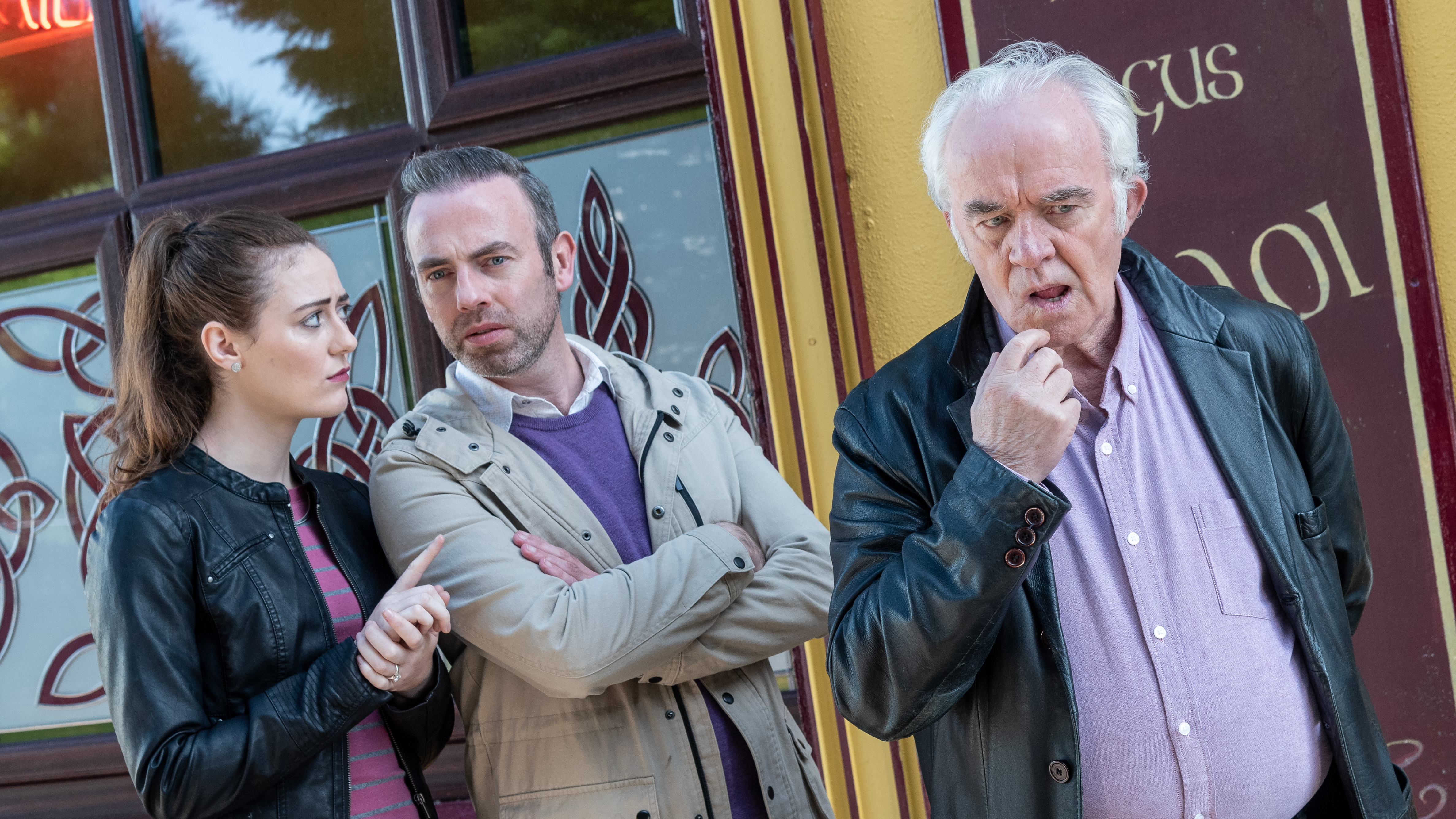 Ros na Rún – What's a letter between friends and will Tadhg face court?