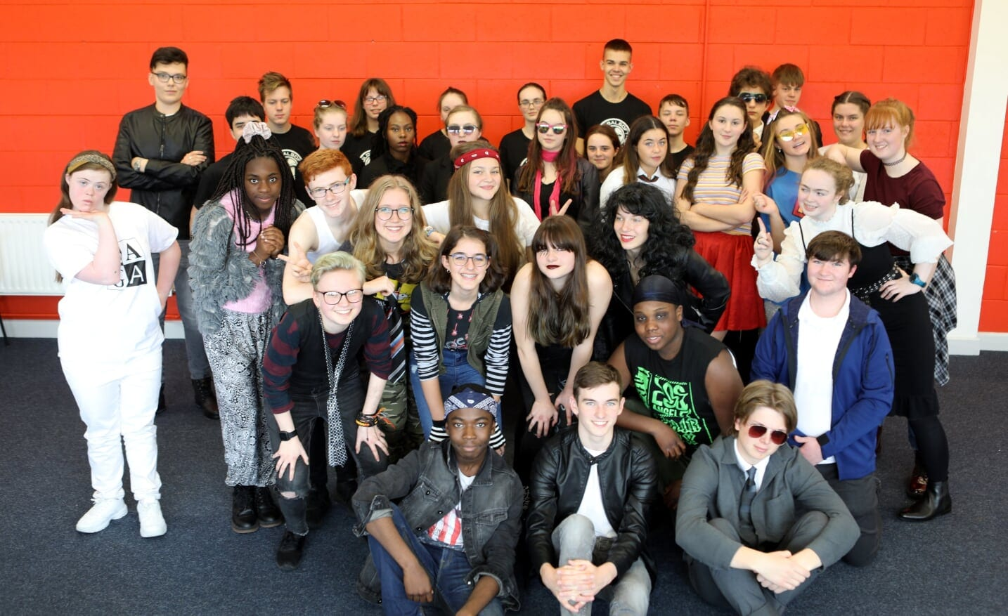 Calasanctius College will Rock You with dystopian musical featuring the best of Queen