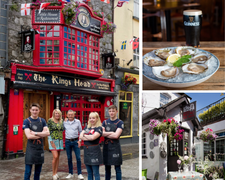 30 years in business! Grealish family to host special event at King's Head tomorrow