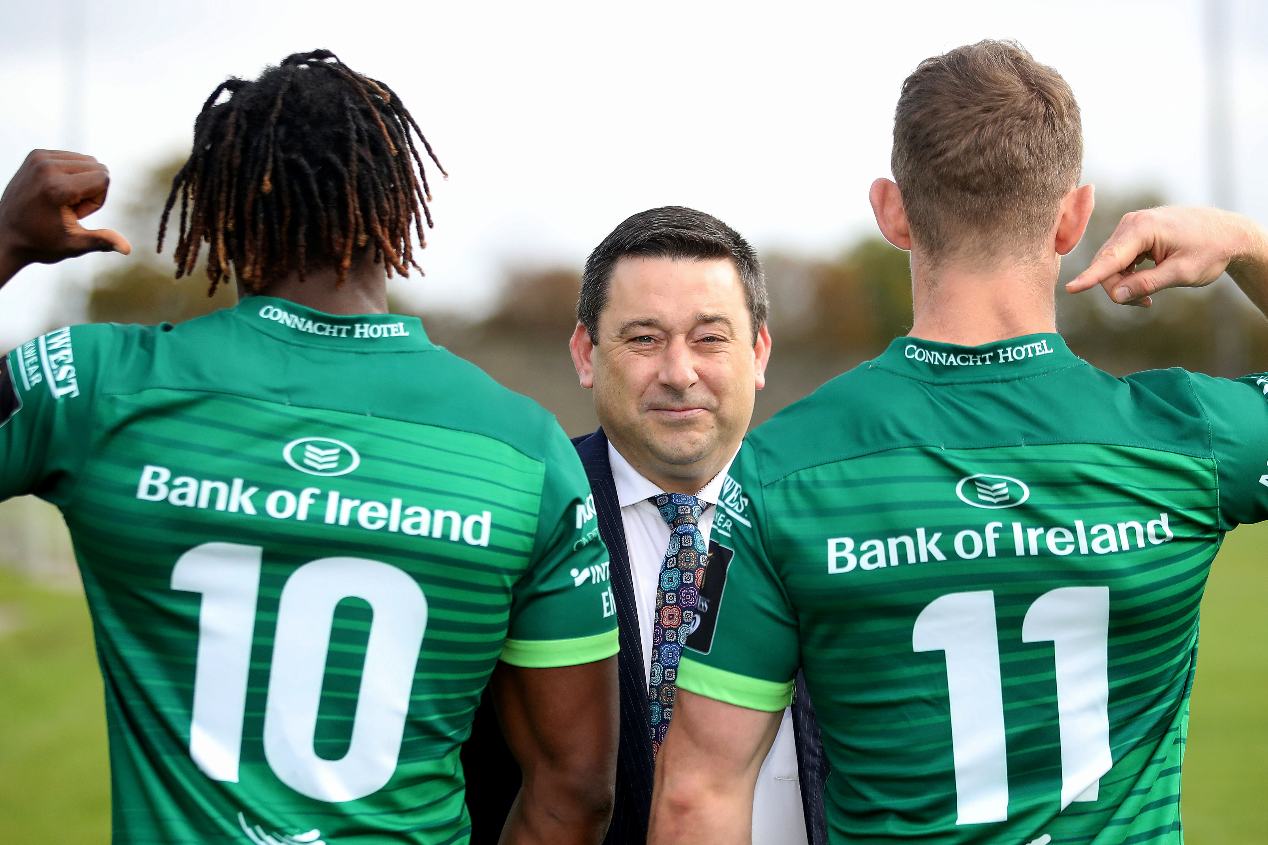 Connacht Rugby and the Connacht Hotel – a partnership made in rugby heaven
