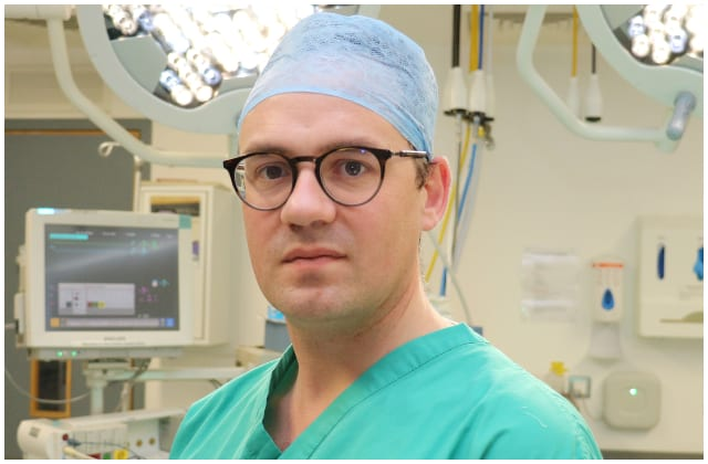 New consultant surgeon appointed to Galway University Hospitals