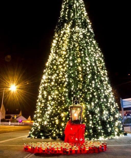 Remember your loved ones this Christmas with the Galway Hospice Memorial Tree