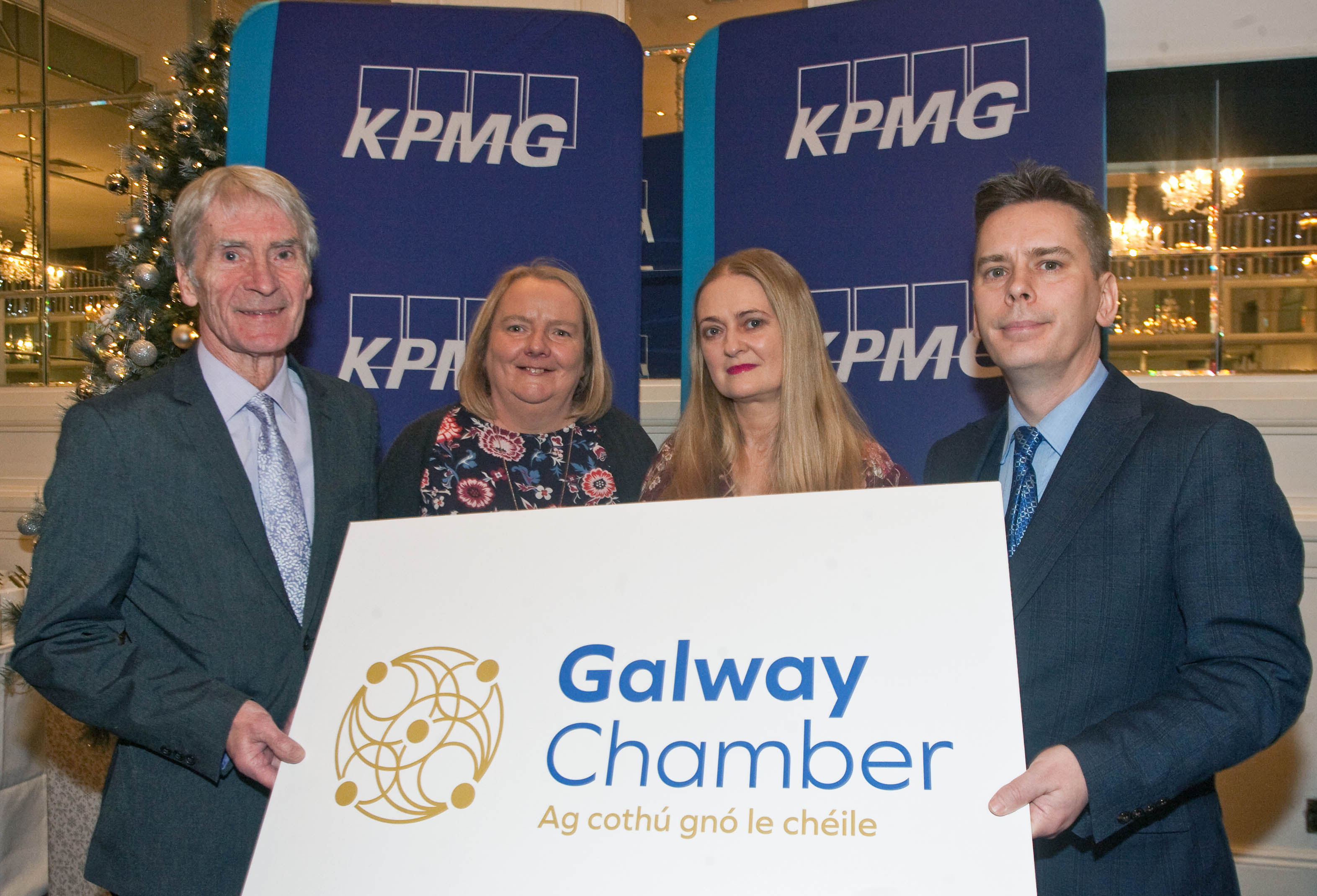 Local accountants TJ Hyland honoured by Galway Chamber awards nomination