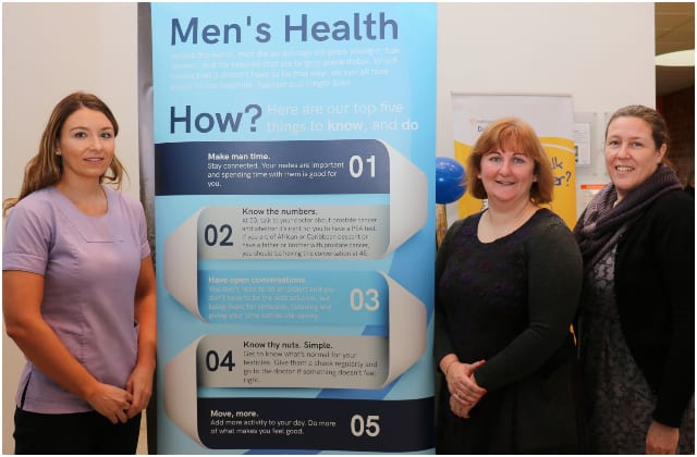 Galway Daily news Men's Health Information evening