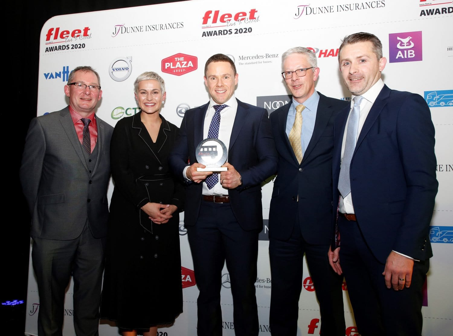 Galway's GoBus named best intercity coach operator in Ireland