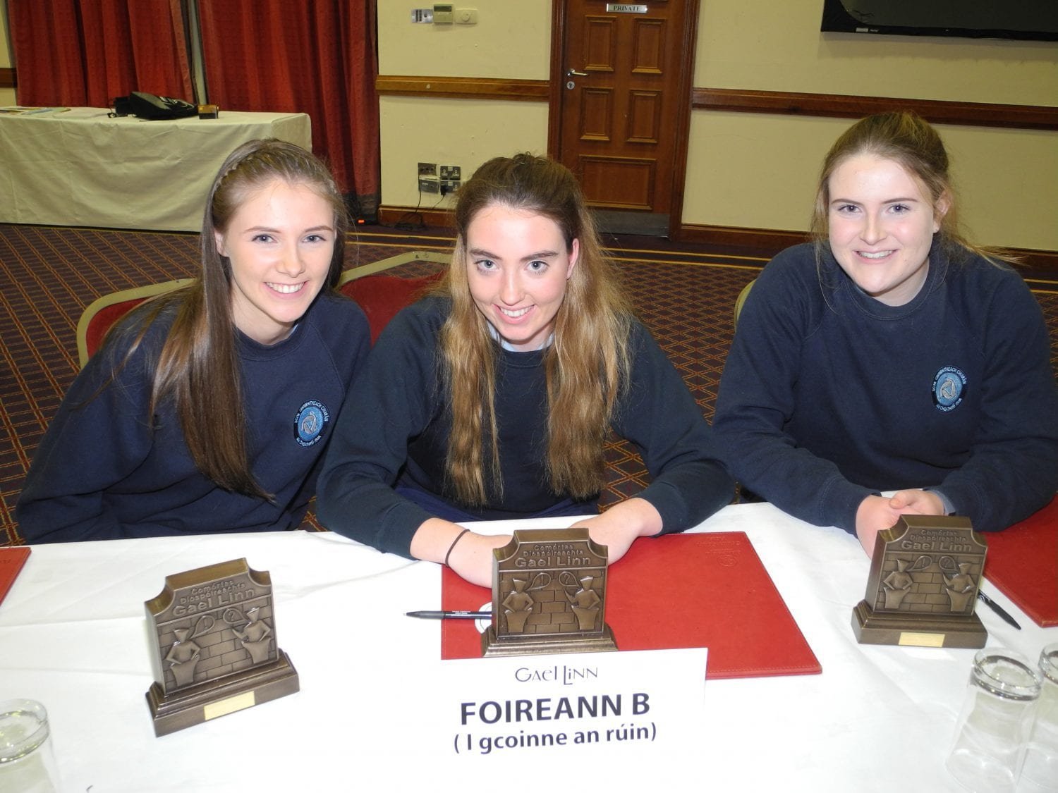 Three Connemara debate teams make the national final of all-Irish schools competition