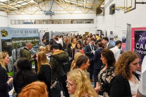Galway Daily news GMIT Hotel school careers fair